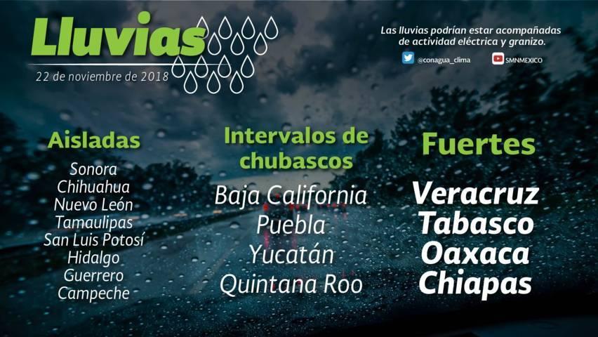 Se prevé ambiente frío en Tlaxcala durante la mañana y noche