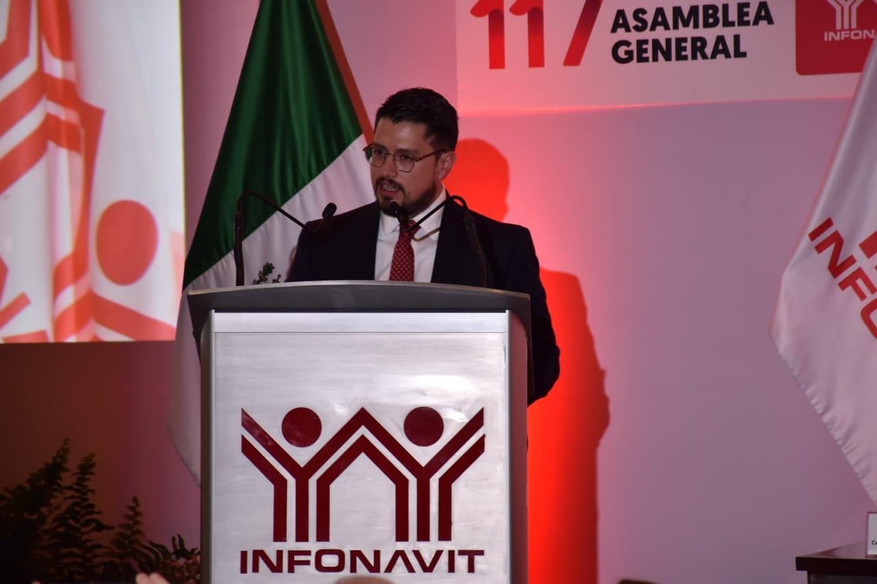 Anuncia Infonavit programa Responsabilidad Compartida
