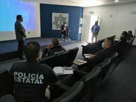 La SSC y Grupo Infra realizan reunión de trabajo para prevenir robo de tanques de oxígeno