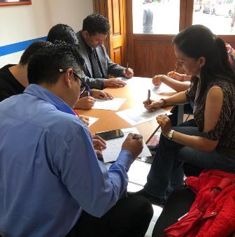 En marcha club de conversación en inglés en Tlaxcala