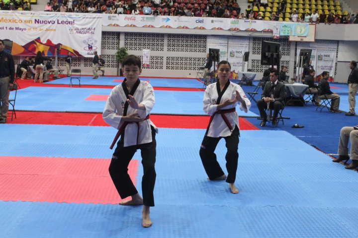 Inicia Tlaxcala participación de taekwondo en Olimpiada Nacional