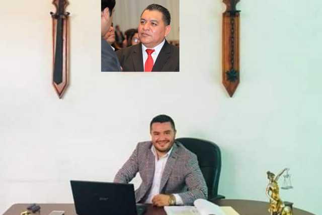 Opera mafia al interior de la administración del presidente Amoroso