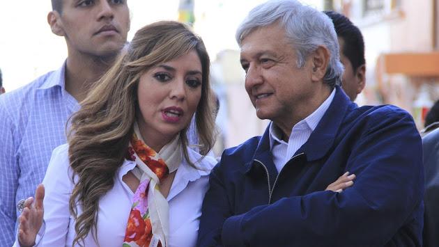 Huamantleca se casa con cercano a AMLO; habrá pachangón