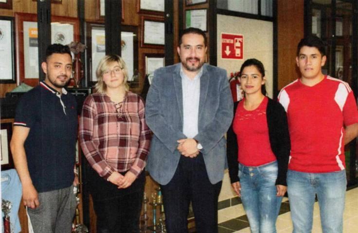 Concreta UTT movilidad de estudiantes a Perú y Colombia.