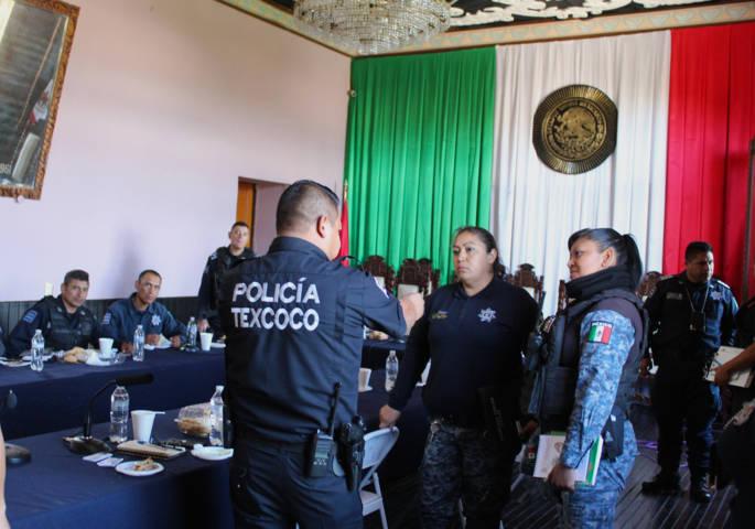 Calpulalpan sede de la 1ra reunión Interinstitucional de Policías Municipales