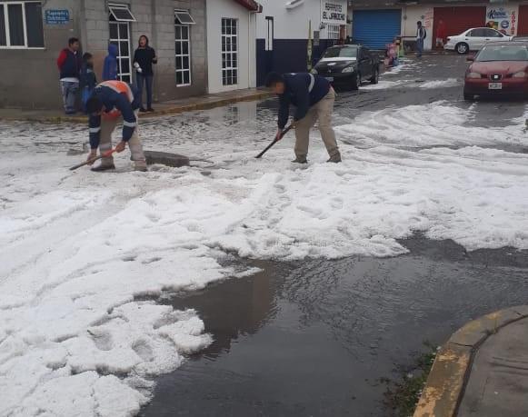 Activa ayuntamiento capitalino brigadas de auxilio por lluvia