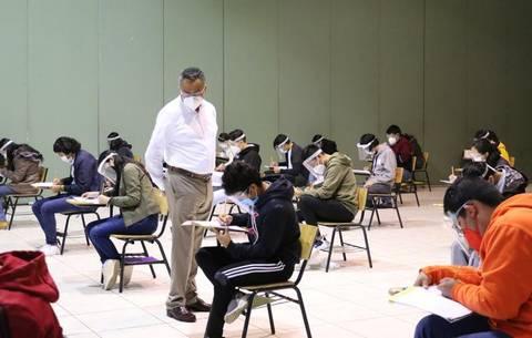 Buscan ingresar 365 estudiantes al IPN, campus Tlaxcala