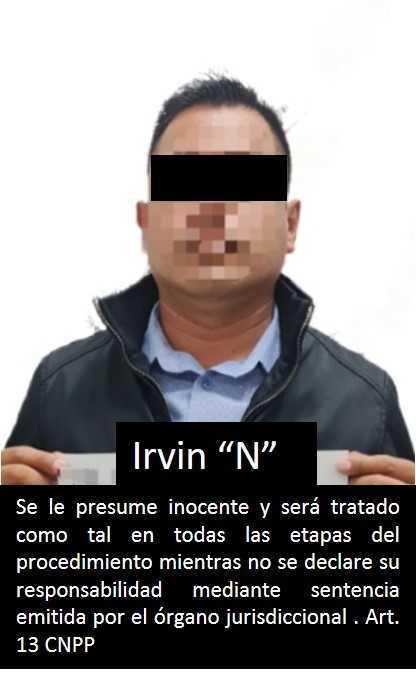 Obtiene FGR prisión preventiva contra una persona por robo y secuestro exprés