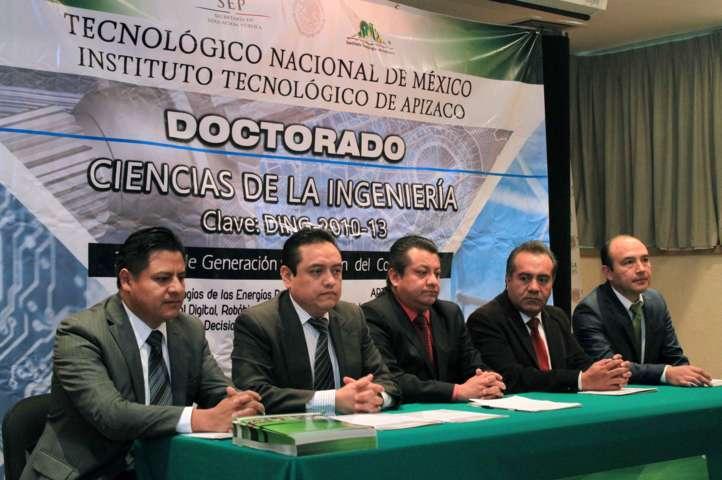 Presenta ITA convocatoria para doctorado en ciencias de la ingeniería