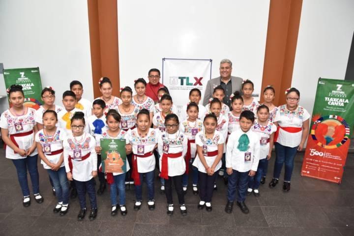"""Presenta ITC Séptimo Festival Internacional De Coros """"Tlaxcala Canta"""""""