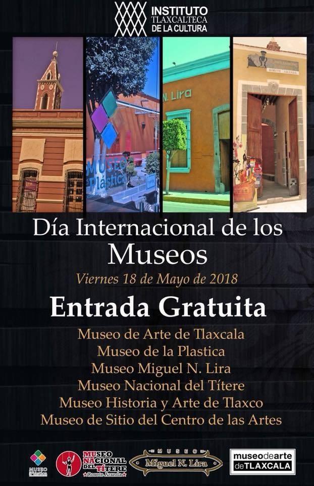 Celebrará ITC Día Internacional de los Museos