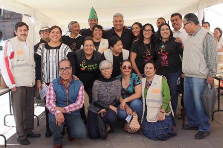 Celebran Día Nacional del Libro con Tlacualero Literario 2017