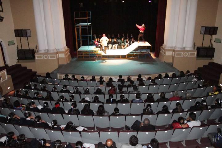 Promueve ITC expresiones artísticas en el Teatro Xicohténcatl