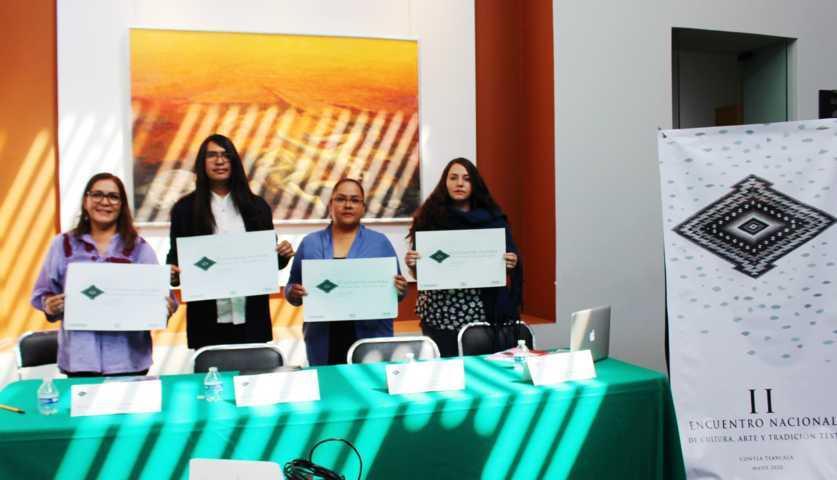 Convocan al segundo encuentro nacional de cultura, arte y tradición textil