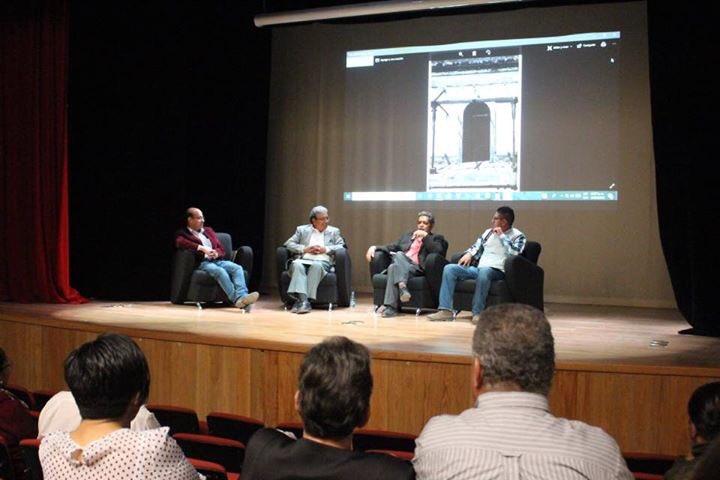 Presentó ITC libro El Ferrocarril Patrimonio Cultural de Tlaxcala