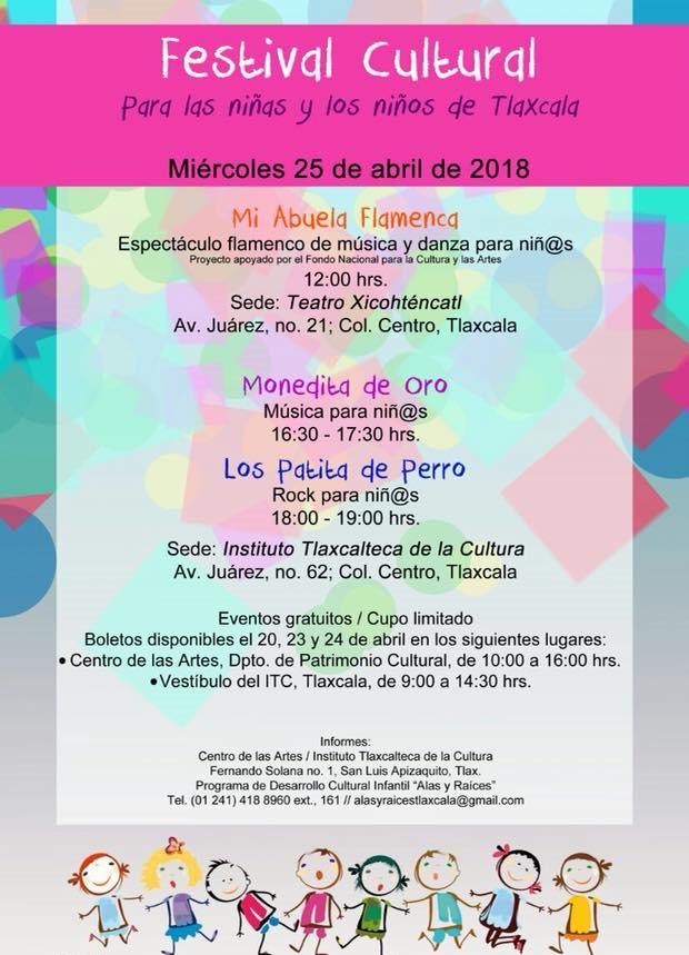 Celebrará ITC Día del Niño con Festival Cultural