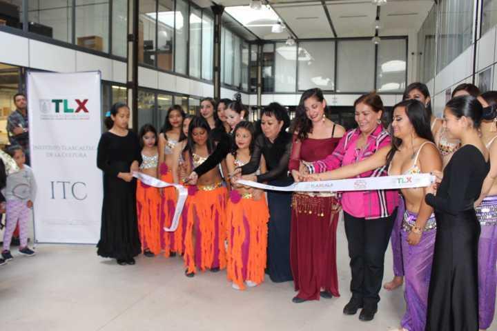 """Inicia en el centro de las artes festival """"Sincretismo Festtlaxcala 2019"""""""