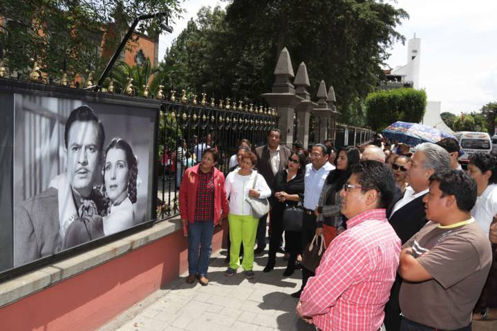 Rinde ITC homenaje a Pedro Infante por el 101 Aniversario de su natalicio