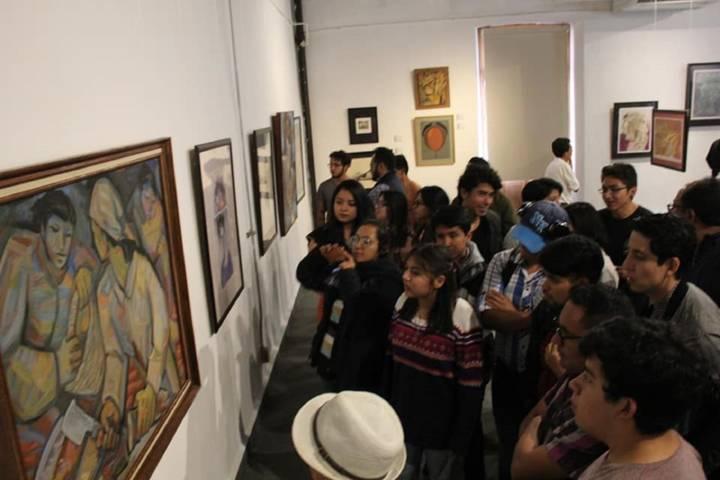 Invita ITC  a visitar exposiciones en el Centro de las Artes