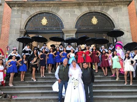 """Inauguran exposición fotográfica """"Carnaval es mi Fiesta"""""""