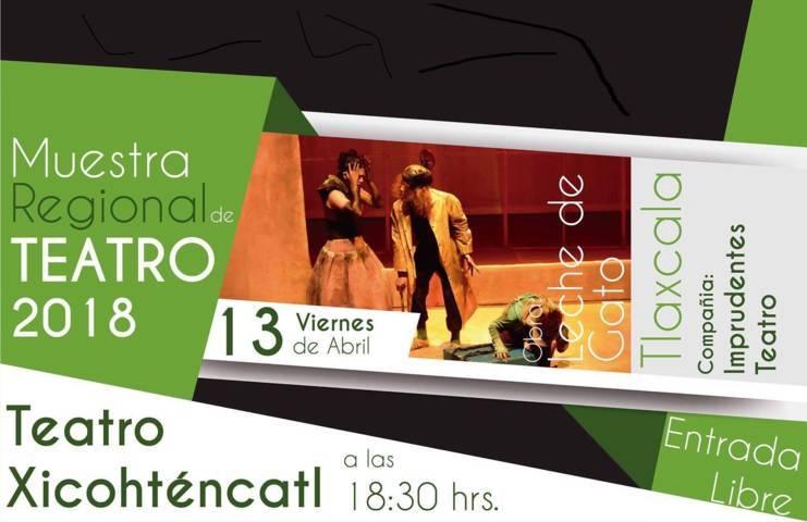 Invita ITC a funciones de la Muestra Regional de Teatro 2018