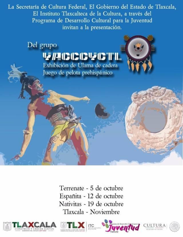 Contribuye ITC en preservación del juego de pelota prehispánico