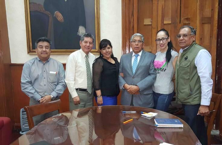 Suman esfuerzos comuna de Tlaxcala e ITEA para erradicar el analfabetismo