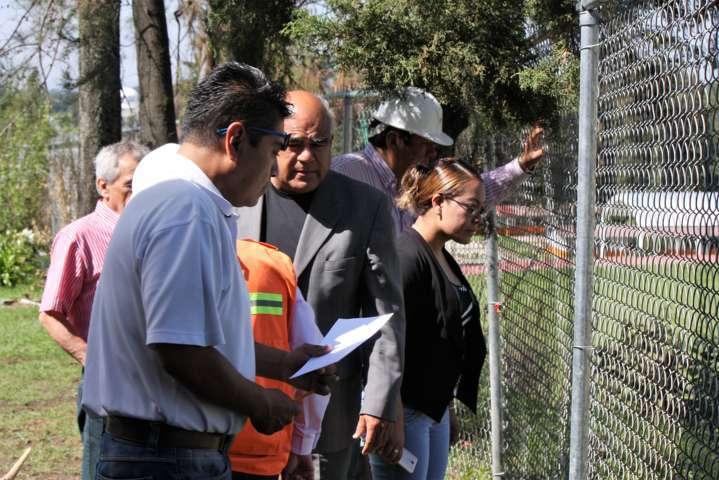 Emprenden autoridades trabajo conjunto para garantizar seguridad en Cobat de Nativitas