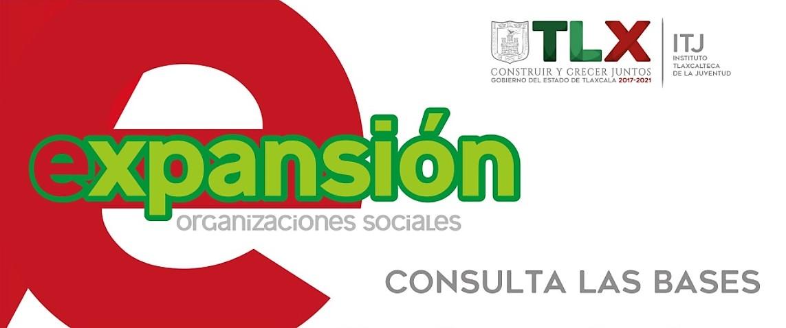 Presenta ITJ Convocatoria Expansión de Apoyo para Organizaciones Juveniles