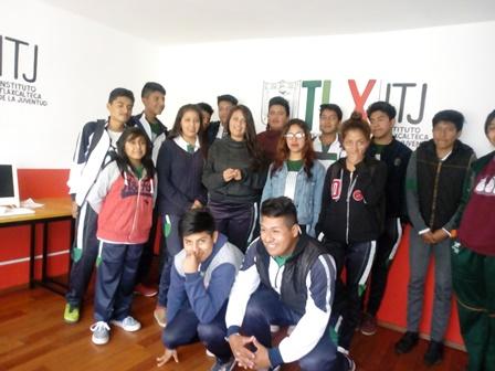 Ofrecen oportunidades de desarrollo a través de centros juveniles
