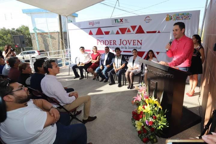 Inaugura ITJ Centro Poder Joven en Apetatitlán