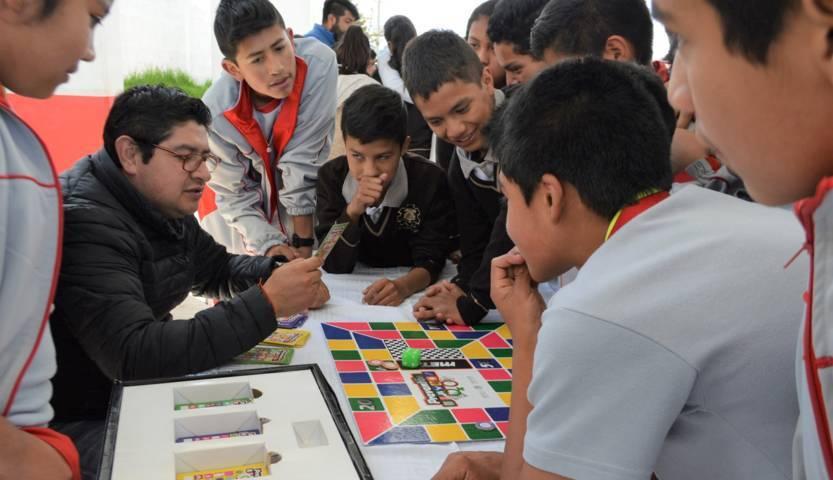 Atiende ITJ a más de cuatro mil 500 jóvenes con Ferias Educativas