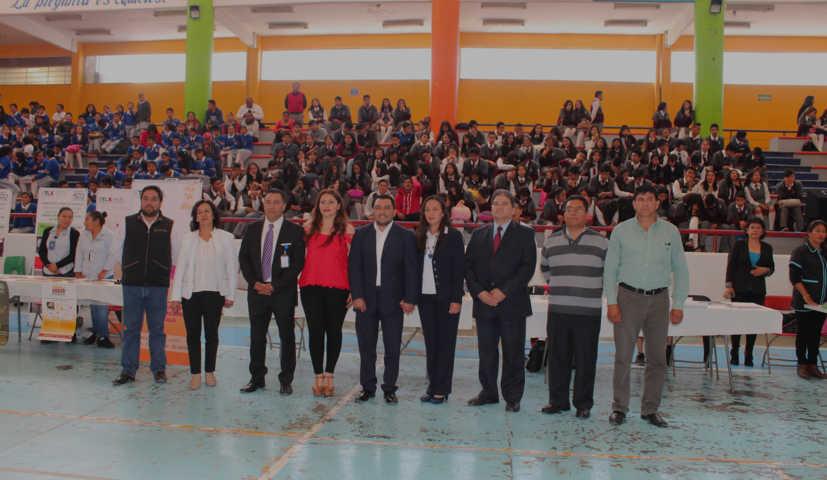 Alcalde de Calpulalpan pone en marcha campaña de servicios integrales del ITJ