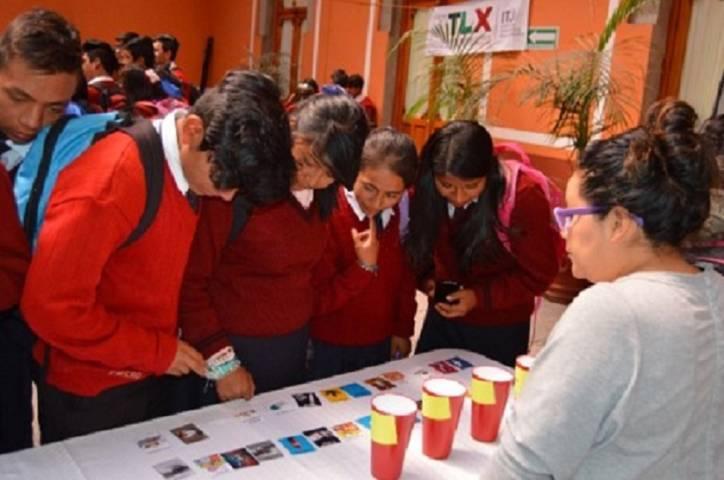 Atiende ITJ a más de mil 700 jóvenes con ferias educativas