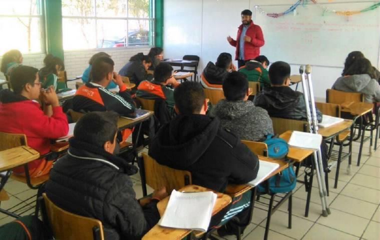 Atendió ITJ a más de dos mil jóvenes con talleres preventivos