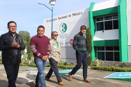 Mejoran enseñanza de inglés en Tecnológico de Tlaxco