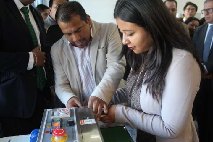 Adquiere Instituto Tecnológico Superior de Tlaxco laboratorio para Ingeniería Logística