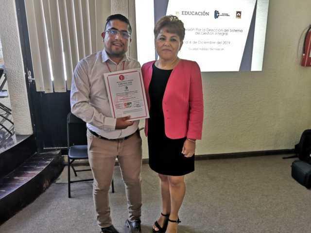 Logra Tecnológico de Tlaxco certificación en gestión de la energía