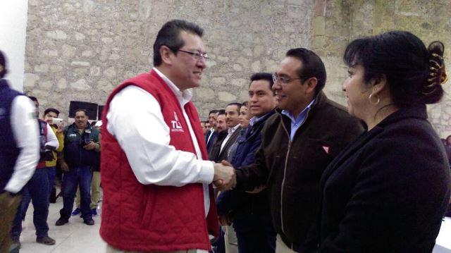 Participa Miguel Ángel Caballero Yonca en programa de capacitación del FAIS 2018
