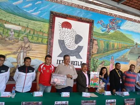 Anuncian partido de básquetbol México vs Panamá en Ixtacuixtla