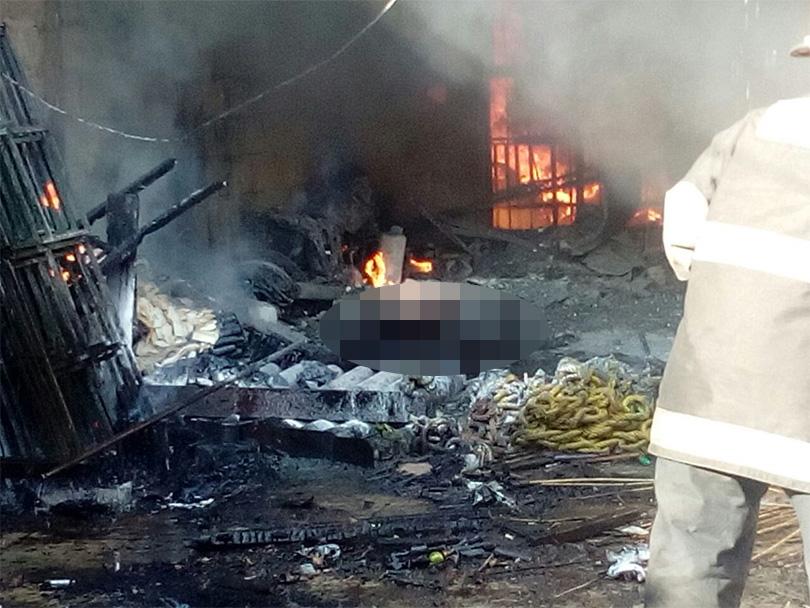 Muere otro de los lesionados por explosión en Ixtacuixtla
