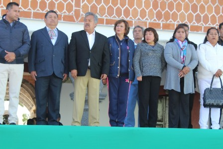 Alcalde encabezó el CVIII del inicio de la Revolución Mexicana