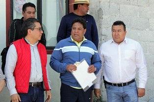 Avanzan trabajos de obra pública en Ixtacuixtla: edil