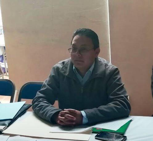 La paz en Ixtenco se encuentra está garantizada: Geovanny Aguilar