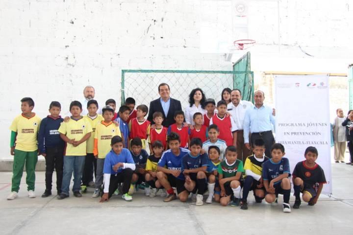 """Huamantla contará con programa """"Jóvenes en Prevención FortaSeg 2017"""""""