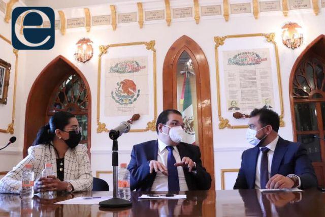 En Huamantla instalan comisiones para el proceso de entrega – recepción