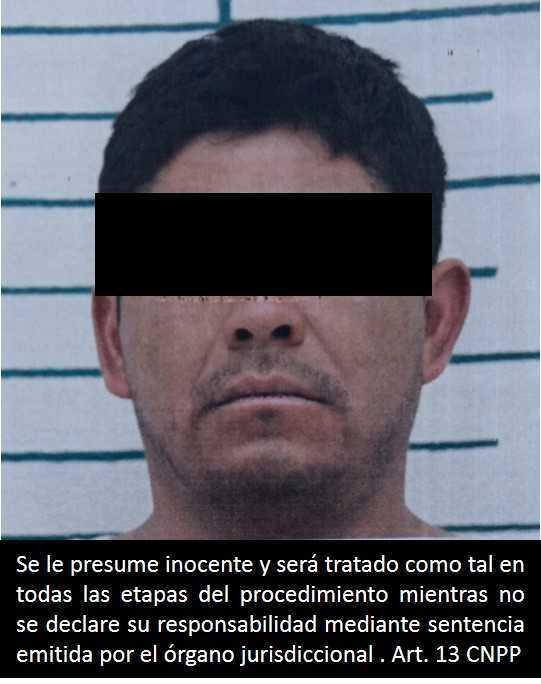 Logra FGR prisión preventiva por robo y secuestro