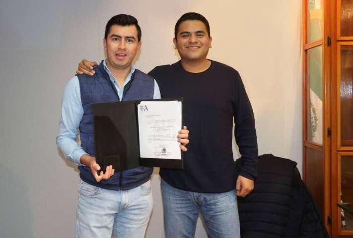 H. Ayto de Apizaco crea el Instituto Municipal de la Juventud