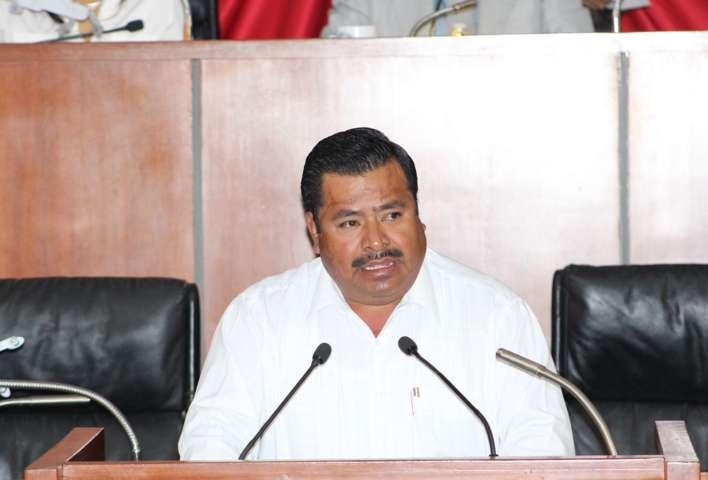 Presenta Jesús Portillo iniciativa en torno a la Ley de Seguridad Pública