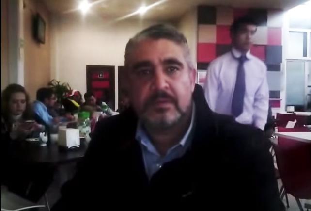 Jesús Lohr, un bronco que busca transformar a Huamantla
